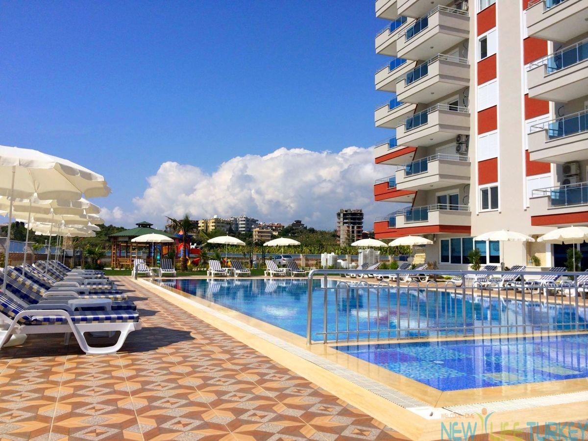 Anlagewohnungen mit hoher Rendite in Alanya - Mahmutlar