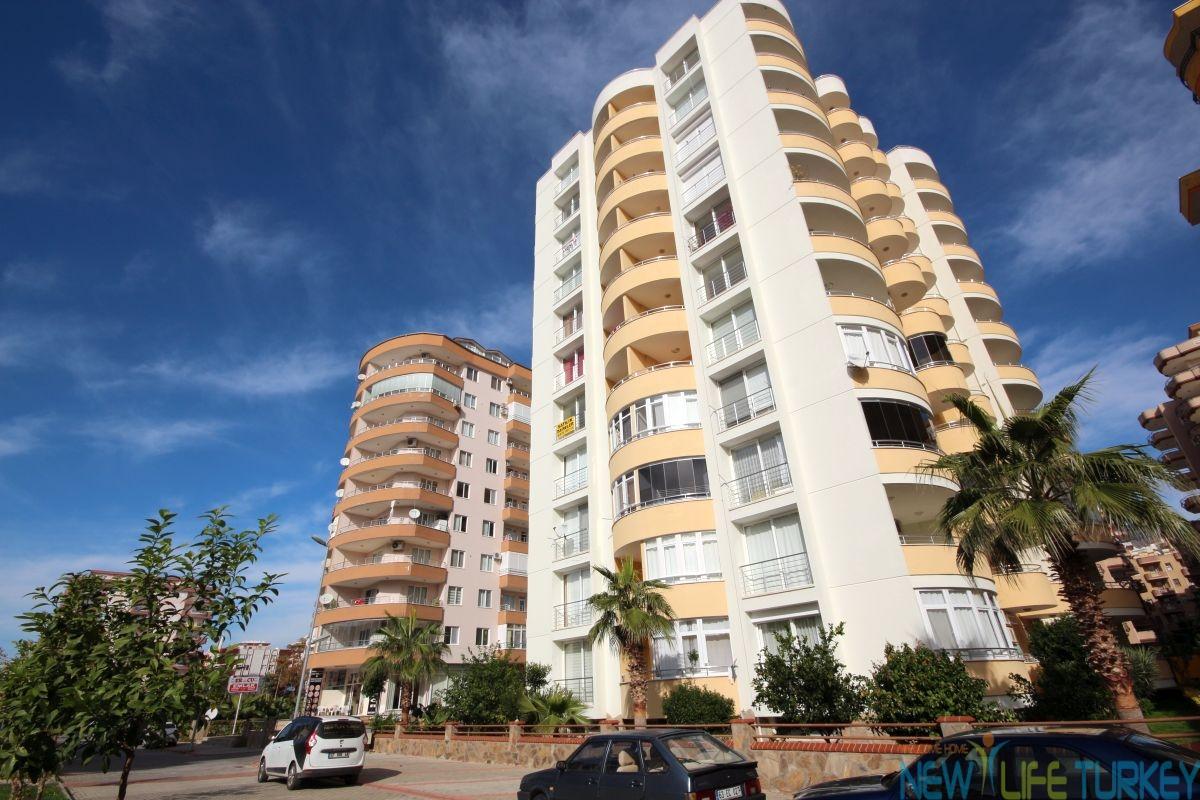 Charmante Maisonette-Wohnung zu verkaufen in Alanya - Mahmutlar