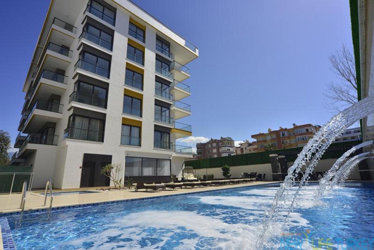Wohnungen zu verkaufen geeignet für İhre İnvestition in der Türkei