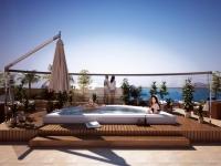 Exklusive Wohnungen in erster Meeresreihe in Alanya