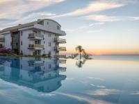 Superschöne Ferienanlage mit hochwertigen Wohnungen in Alanya - Konaklı